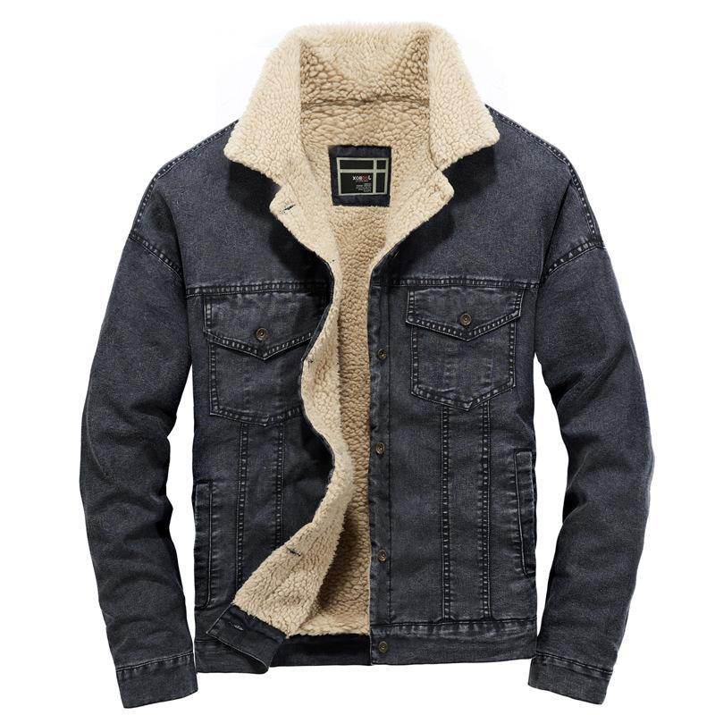 TIEPUS <font><b>jacket</b></font> <font><b>men's</b></font> lapel fashion <font><b>jacket</b></font> <font><b>men's</b></font> warm <font><b>men</b></font> code <font><b>S</b></font>~2XL