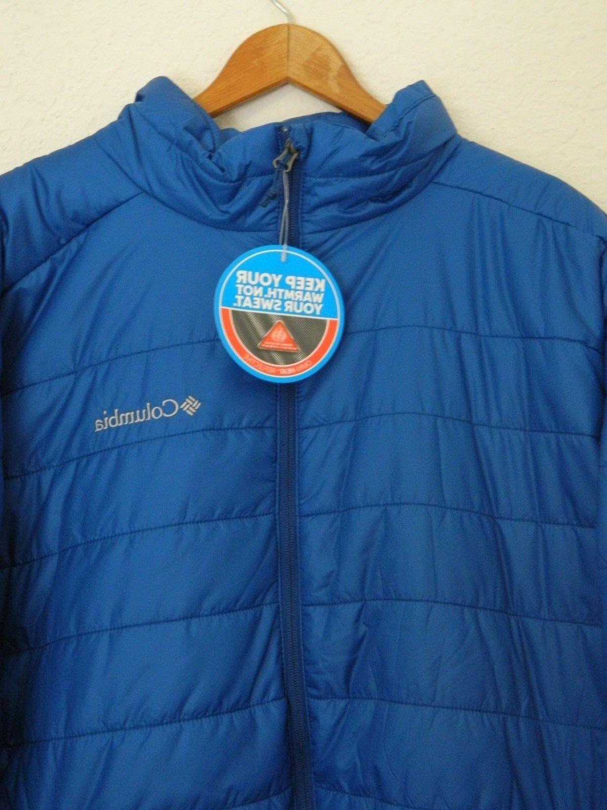 "New Mens ""Crested Butte II"" Insulated Winter Coat"
