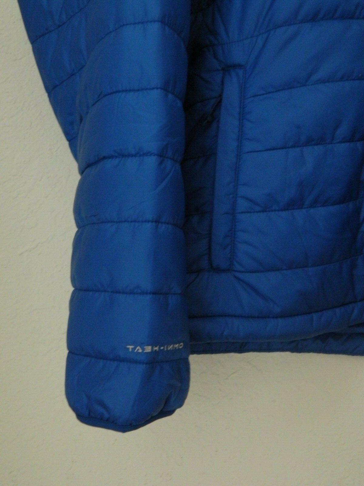 "New Columbia Butte II"" Omni-Heat Insulated Winter Jacket Coat"