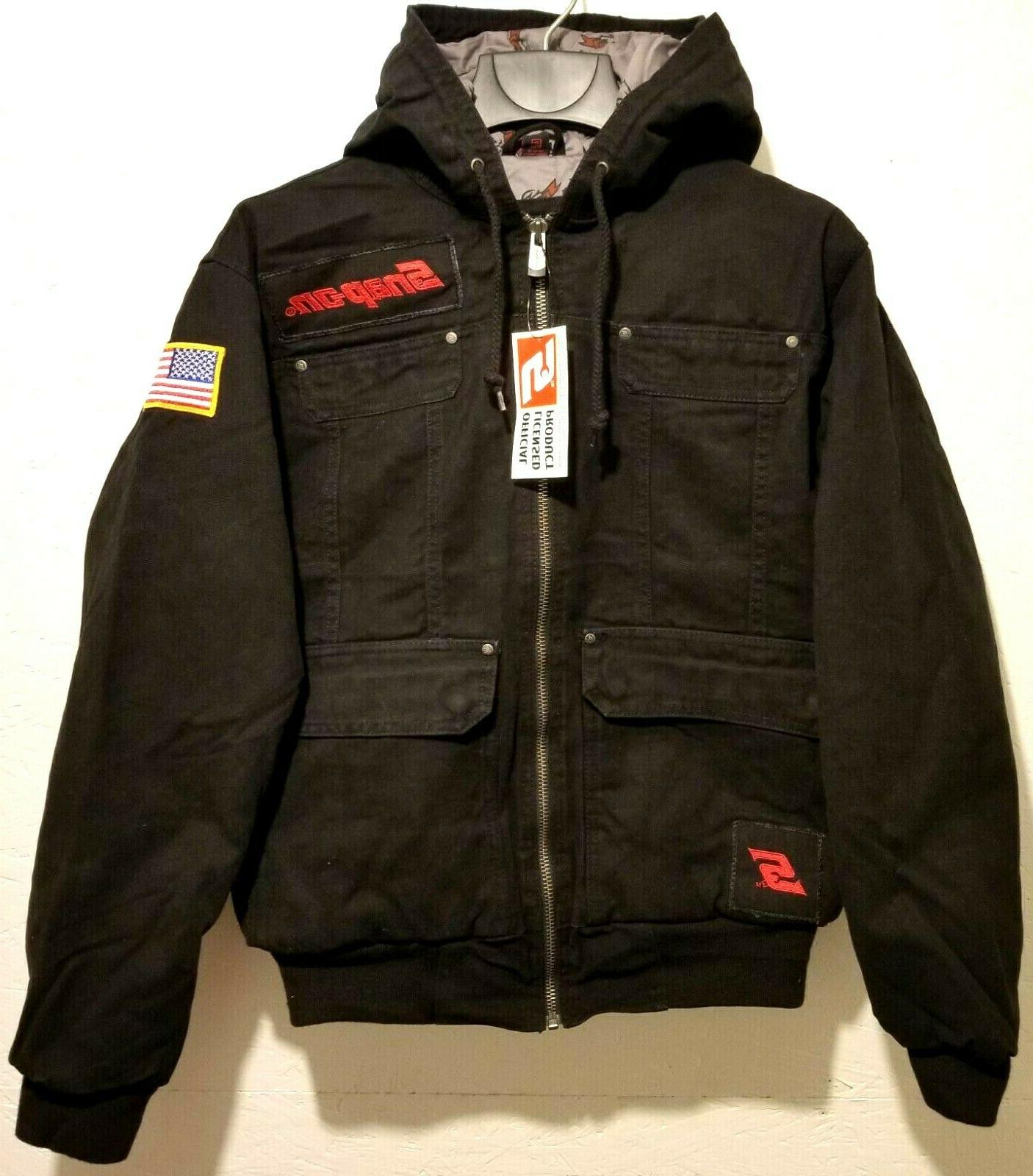 new snap on tools men s hooded
