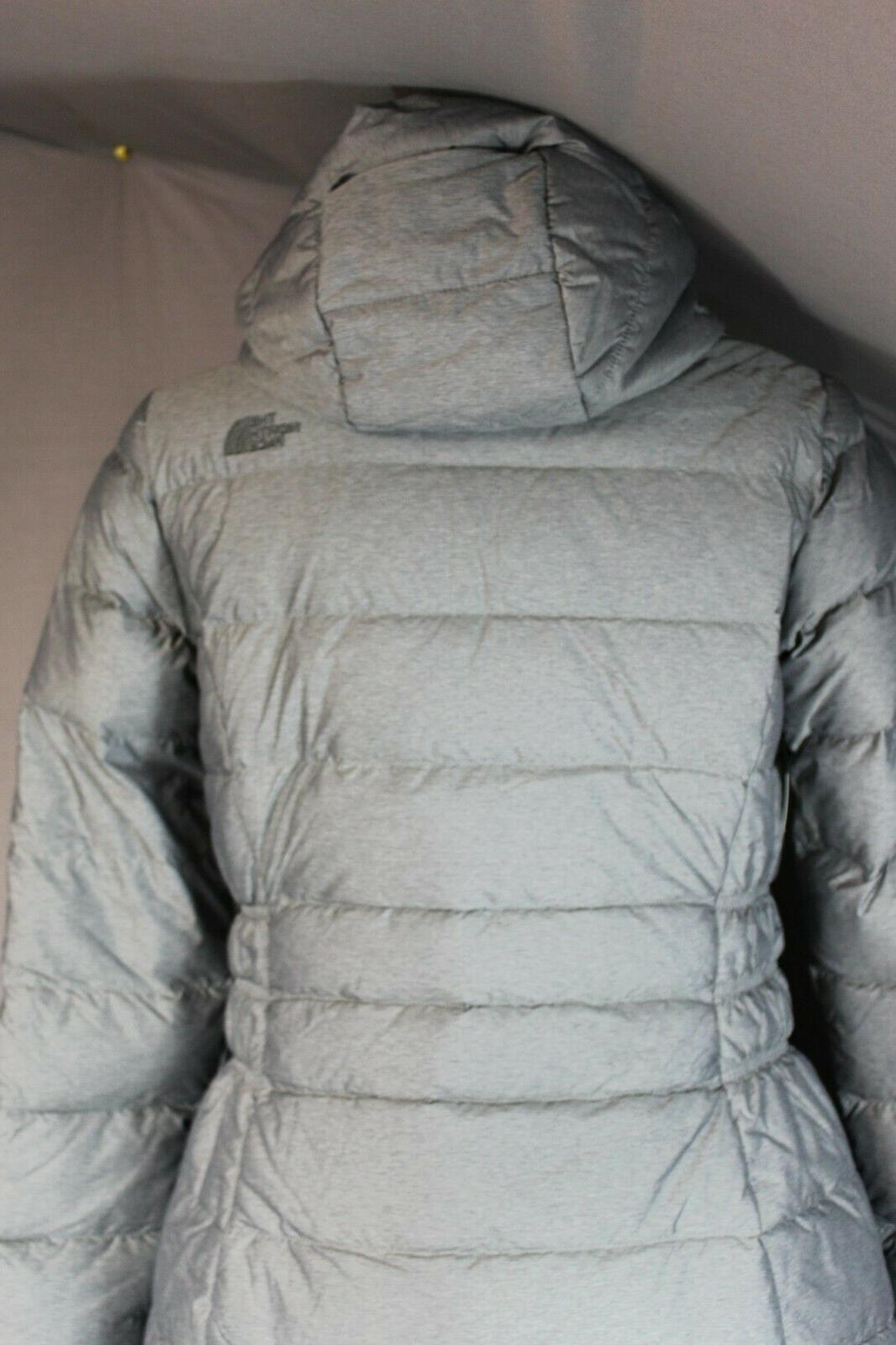NORTH FACE WOMEN DOWN WINTER GREY Small