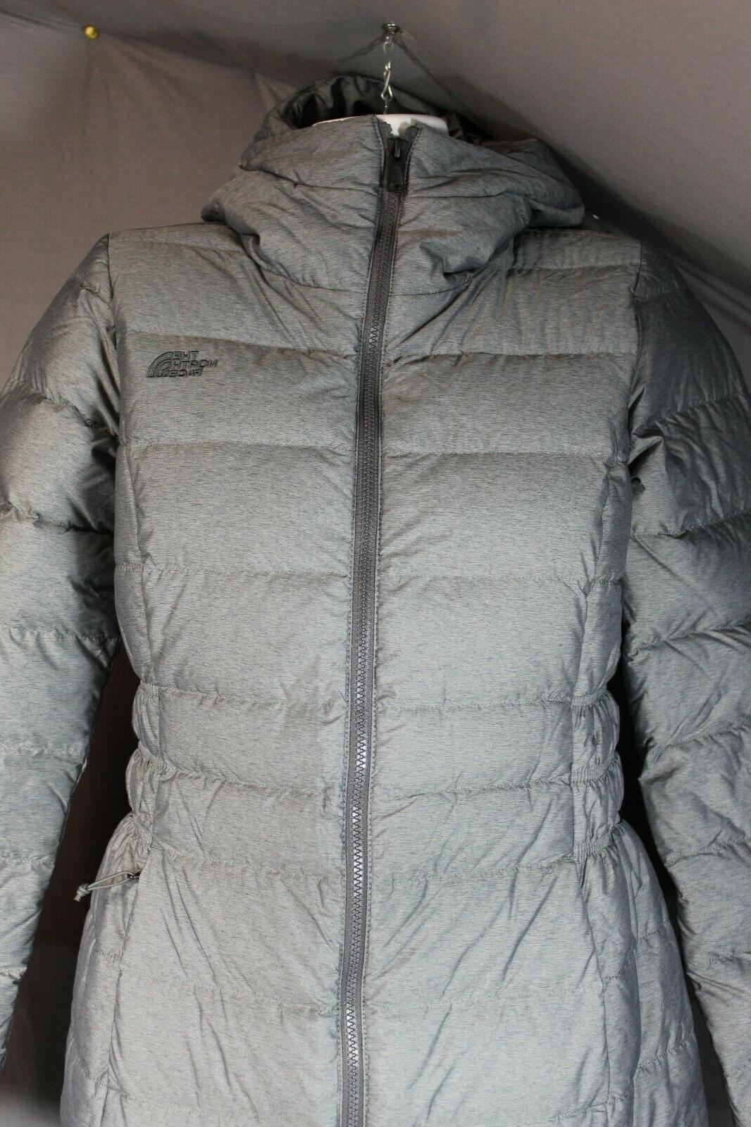 DOWN WINTER GREY Small NWOT
