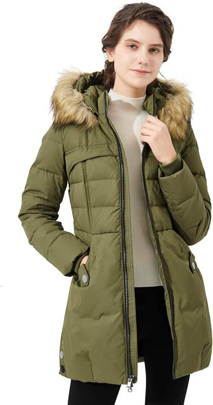 Orolay Women'S With Hood