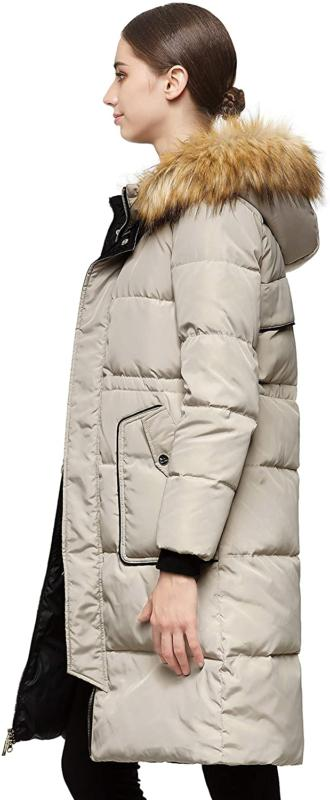 Orolay Women's Winter Coat with Jacket Length