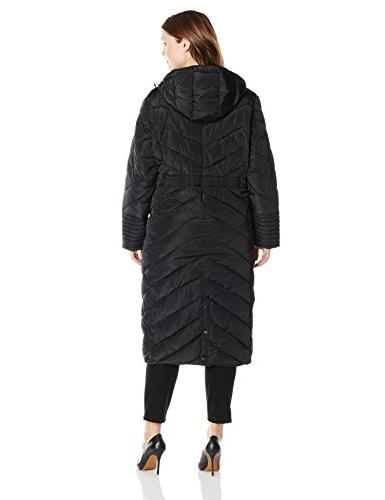 Madden Plus-Size Long In Plus Sizes, Black,