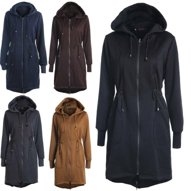 plus size women s hooded hoodies jacket