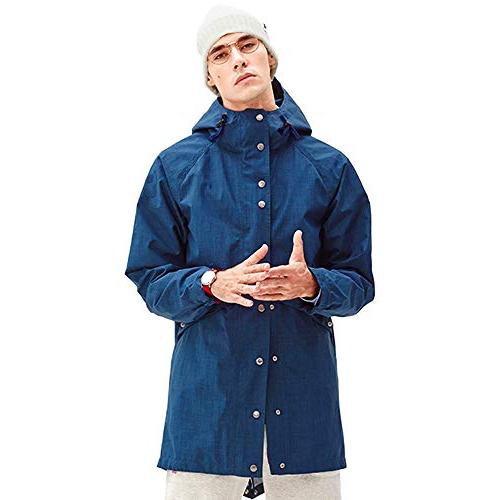 Romanstii Men for Work Big and Tall Rain Packable Lightweight Outdoor Activities