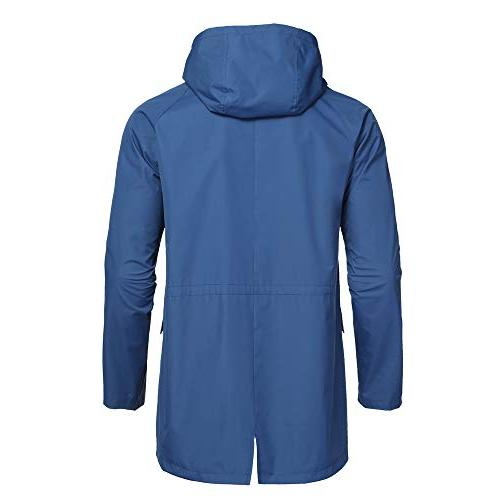 Romanstii Men for Big Packable Windproof,Unisex,for Outdoor Activities