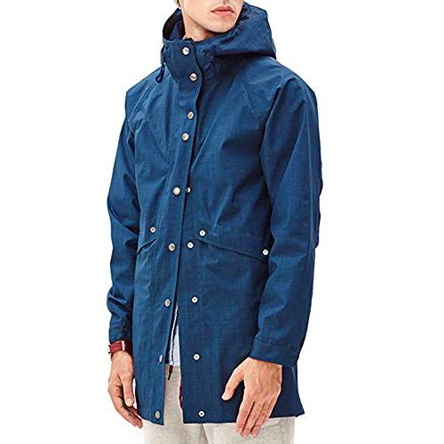 raincoat men waterproof for work big