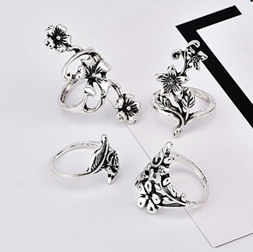 Euone Ring Rings Set Fire Opal Ring Wedding