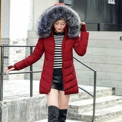 Sexy Cotton Jacket Women Thick Snow Wear