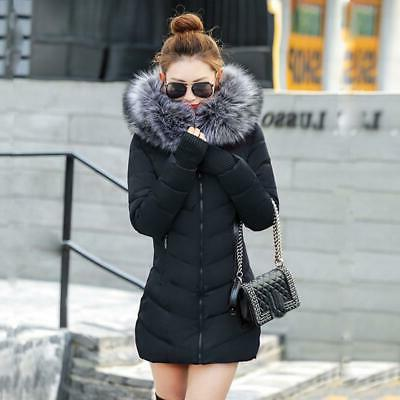 Sexy Winter Cotton Jacket Thick Wear Coat