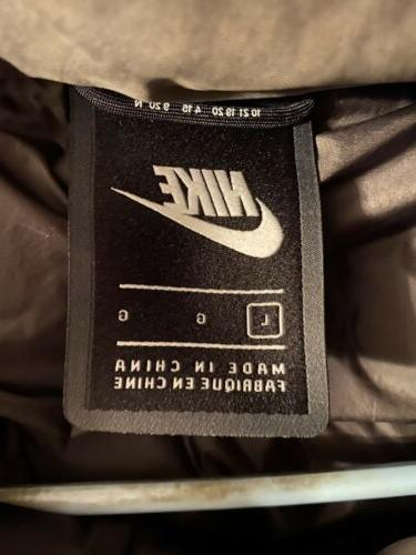 Nike Tech Pack Down Fill Size 928912-001 NWT