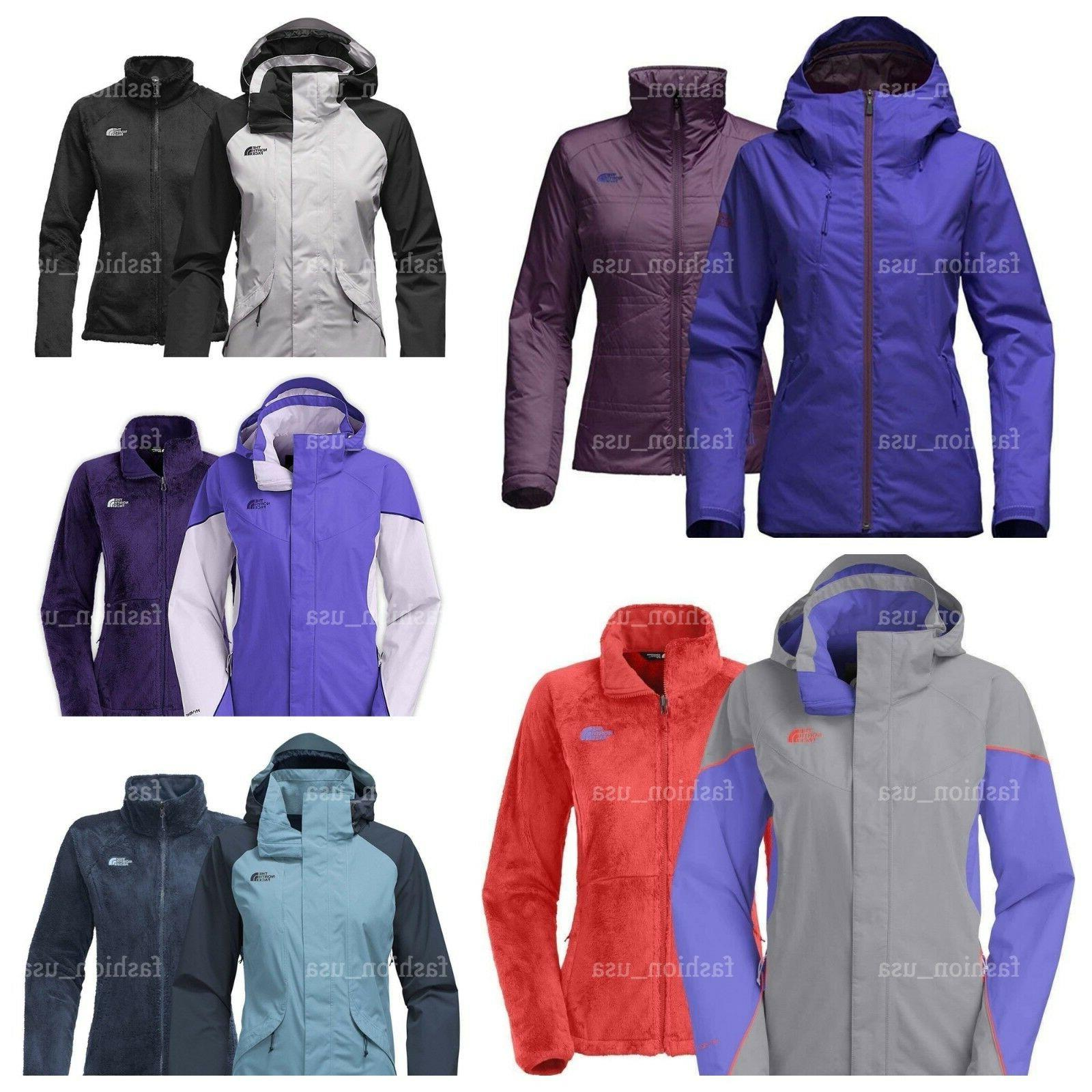 8a002f0e1 The North Face Boundary Women's Triclimate Jacket
