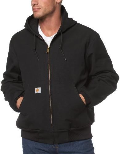 thermal lined cotton duck active