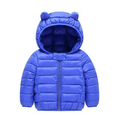 Winter Warm Outerwear Coat Jacket