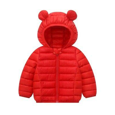 Toddler Girl Winter Warm Outerwear
