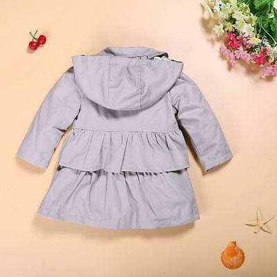 trench coats for Autumn Hooded Cotton