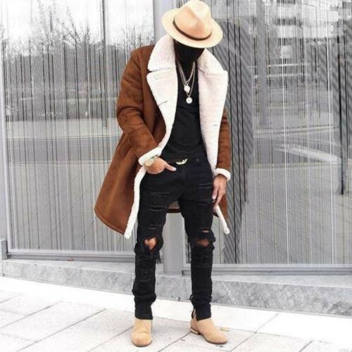 Winter Trench Outwear Jacket