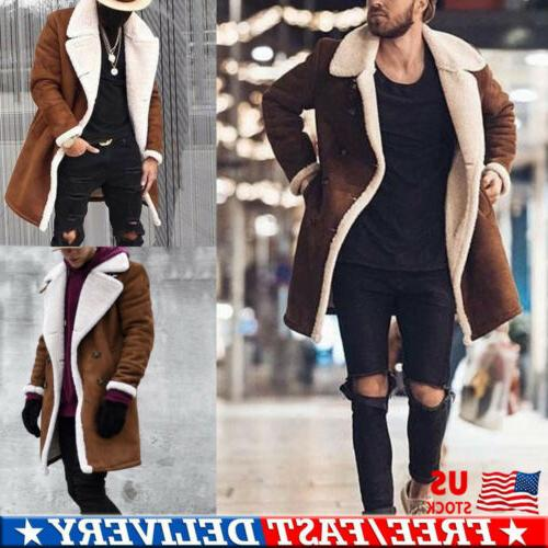 us men s wool coat winter warm