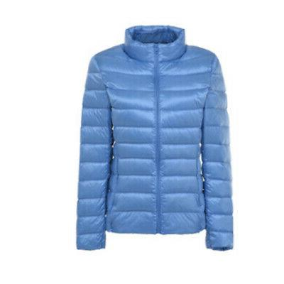 US Outwear Puffer Coats Ultralight