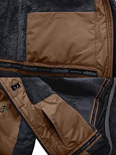 Wantdo Waterproof Jacket