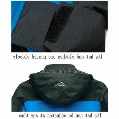 Waterproof Coat Snow Outwear Clothes.