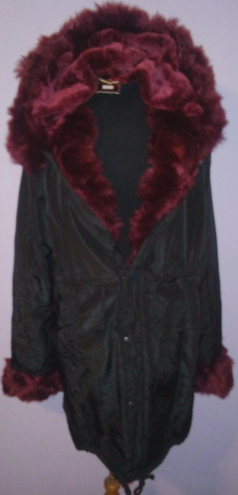 ROIII Winter Faux Fur Coat  / New / Free Shipping