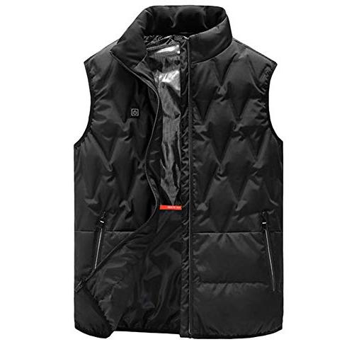 winter heated vest warm electric heated clothing