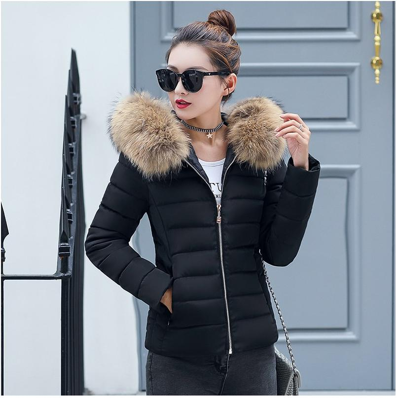 Winter Women Plus Size Jackets Hooded Vests