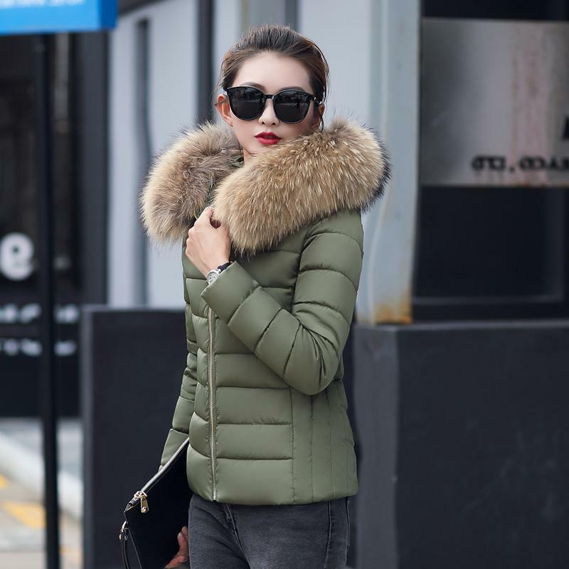 Winter Plus Jackets Hooded Cotton Padded Coats Vests