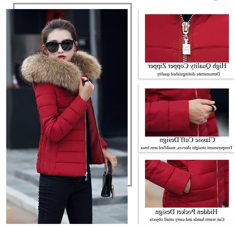 Winter Plus Jackets Fur Vests