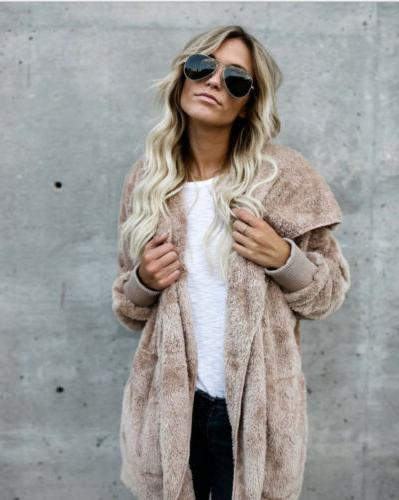 Loose Knitted Cardigan Outwear Top