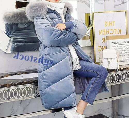 Winter Down Thicken Parka Casual
