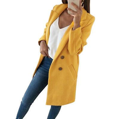Women's Winter Jackets Warm Outwear Color