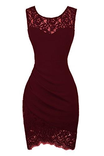women s bodycon sleeveless little cocktail party