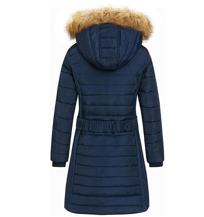 Wantdo Women's Heavy Coats Padded Outwear Puffer Coats ~B20