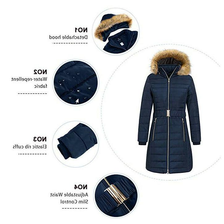 Wantdo Coats Padded Coats ~B20