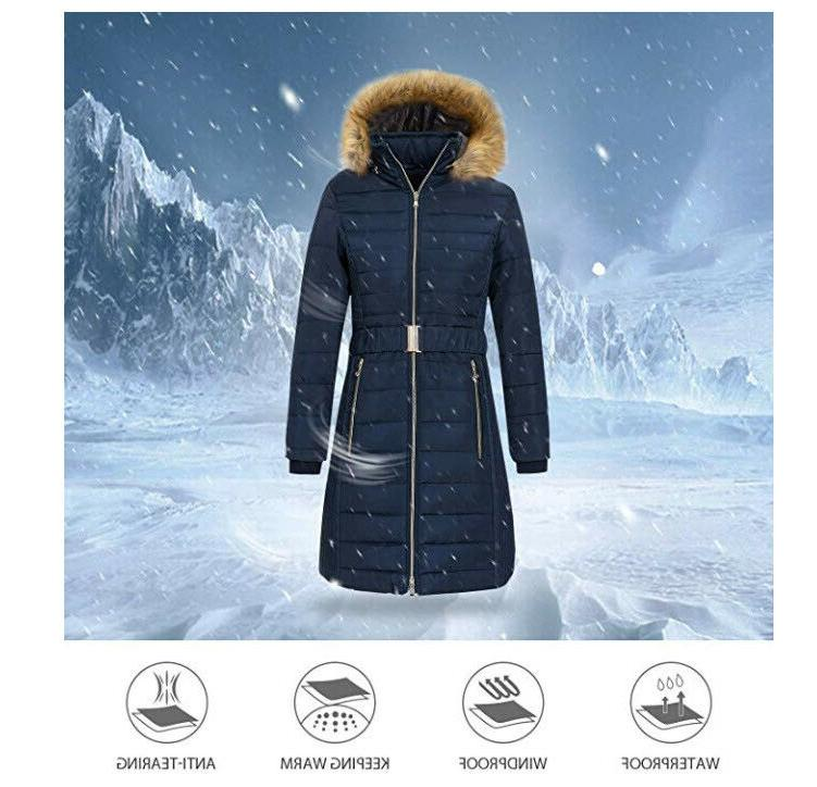 Wantdo Coats Padded Outwear Coats ~B20