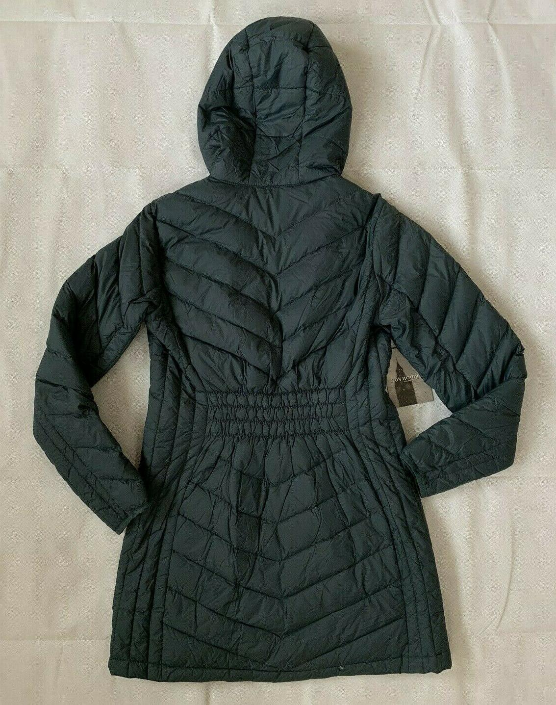 London Packable Insulated Hooded Winter