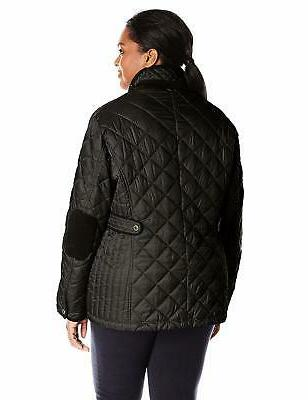 Nautica Women's Quilted Barn Choose SZ/Color