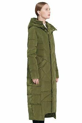 Orolay Puffer Down Coat with