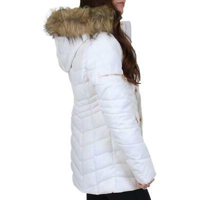 Nanette Quilted Winter Coat