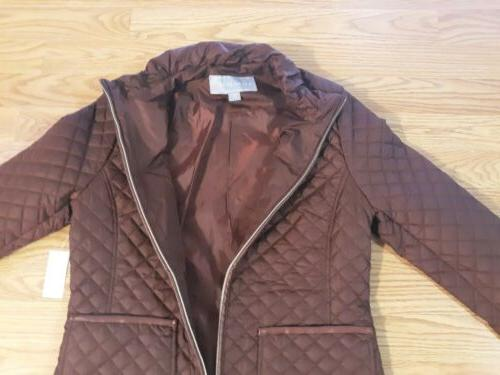 Women's Quilted winter / Coat Size color Tags
