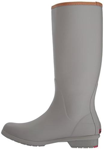Chooka Women's Tall Memory Foam Rain 7