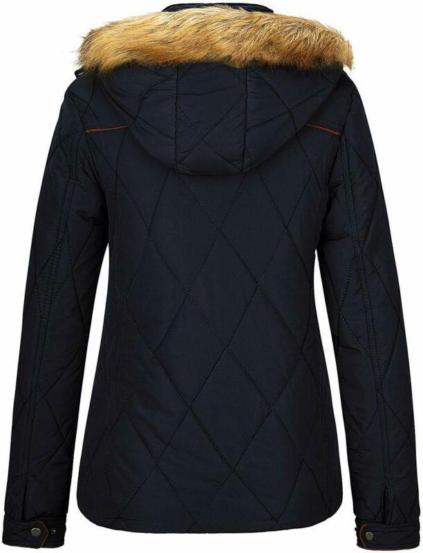 Wantdo Coat Quilted Jacket