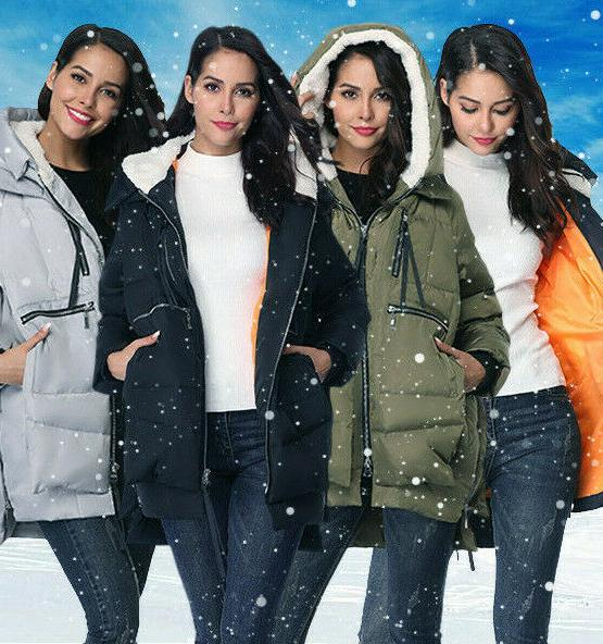 women s thickened down jacket most wished