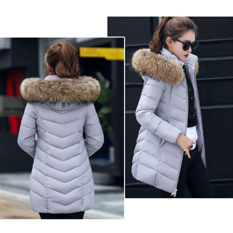 Parka Quilted Hot