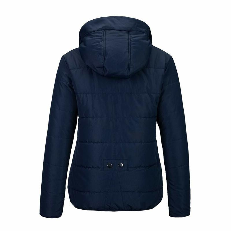 Wantdo Winter Puffer Padded Cotton Jacket With