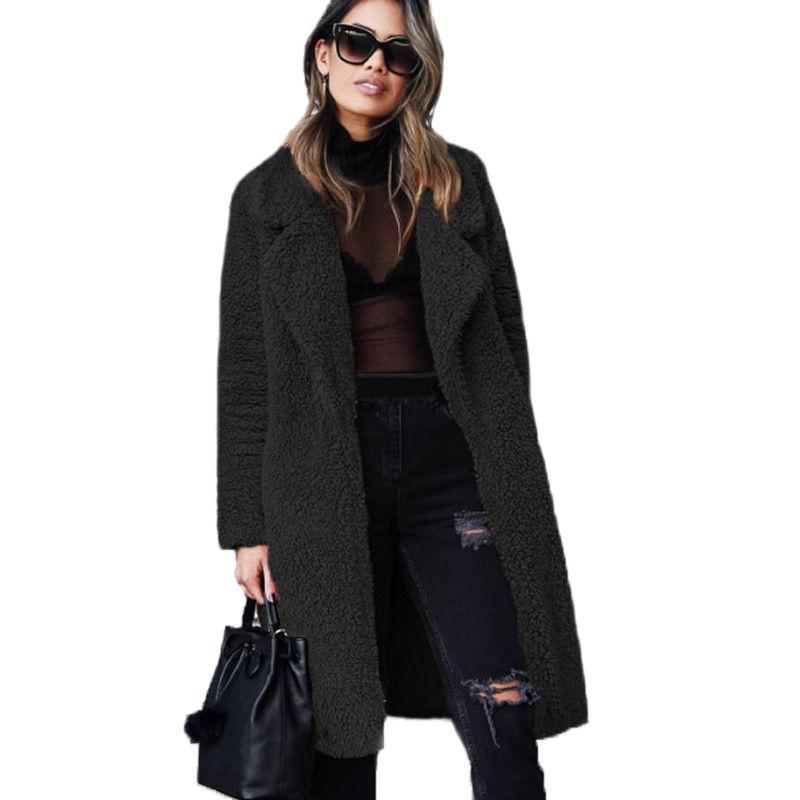 Coat Thick Outwear